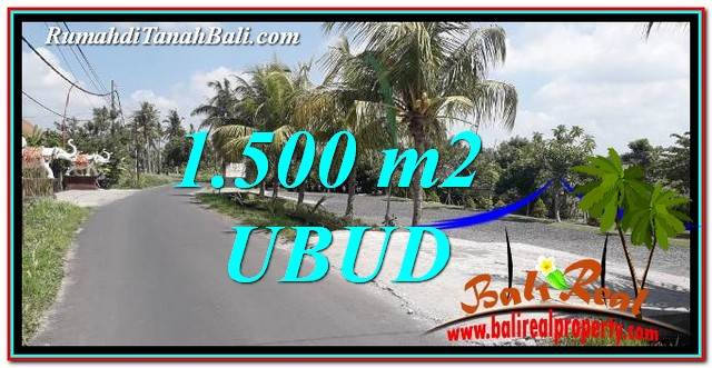 Magnificent LAND SALE IN UBUD TJUB758