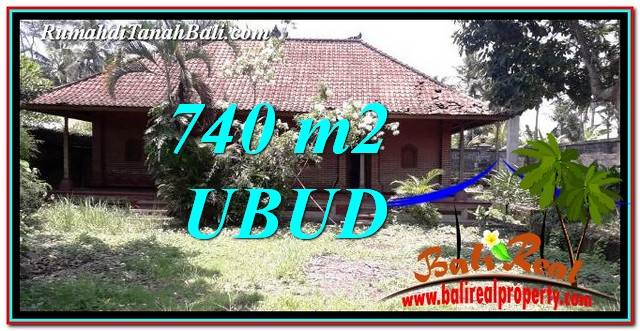 Magnificent LAND IN UBUD FOR SALE TJUB764