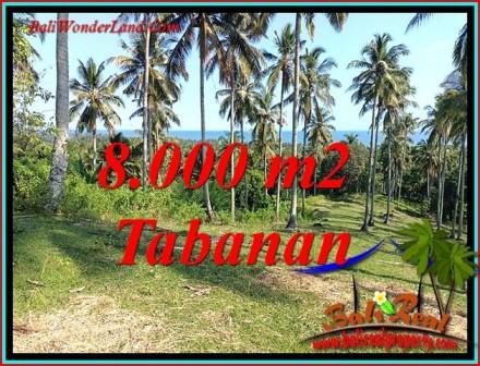 Affordable PROPERTY SELEMADEG BARAT LAND FOR SALE TJTB488