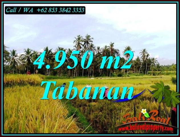 Magnificent MARGA TABANAN LAND FOR SALE TJTB464