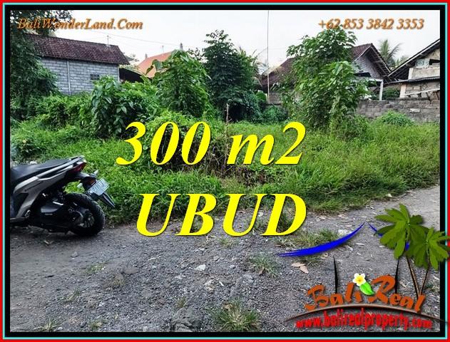 Beautiful 300 m2 LAND SALE in Sukawati Gianyar BALI TJUB809