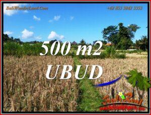 Affordable 500 m2 LAND for SALE in Sukawati Gianyar BALI TJUB810
